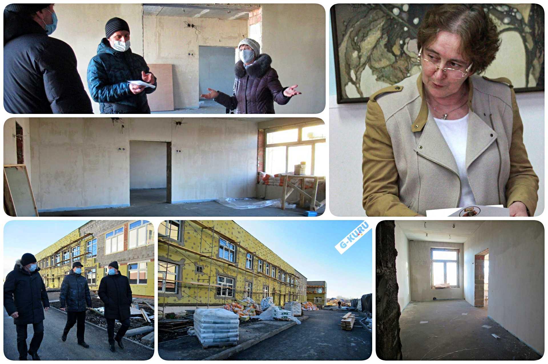 Детский сад на 250 мест в новой Красногорке (49 кварта)