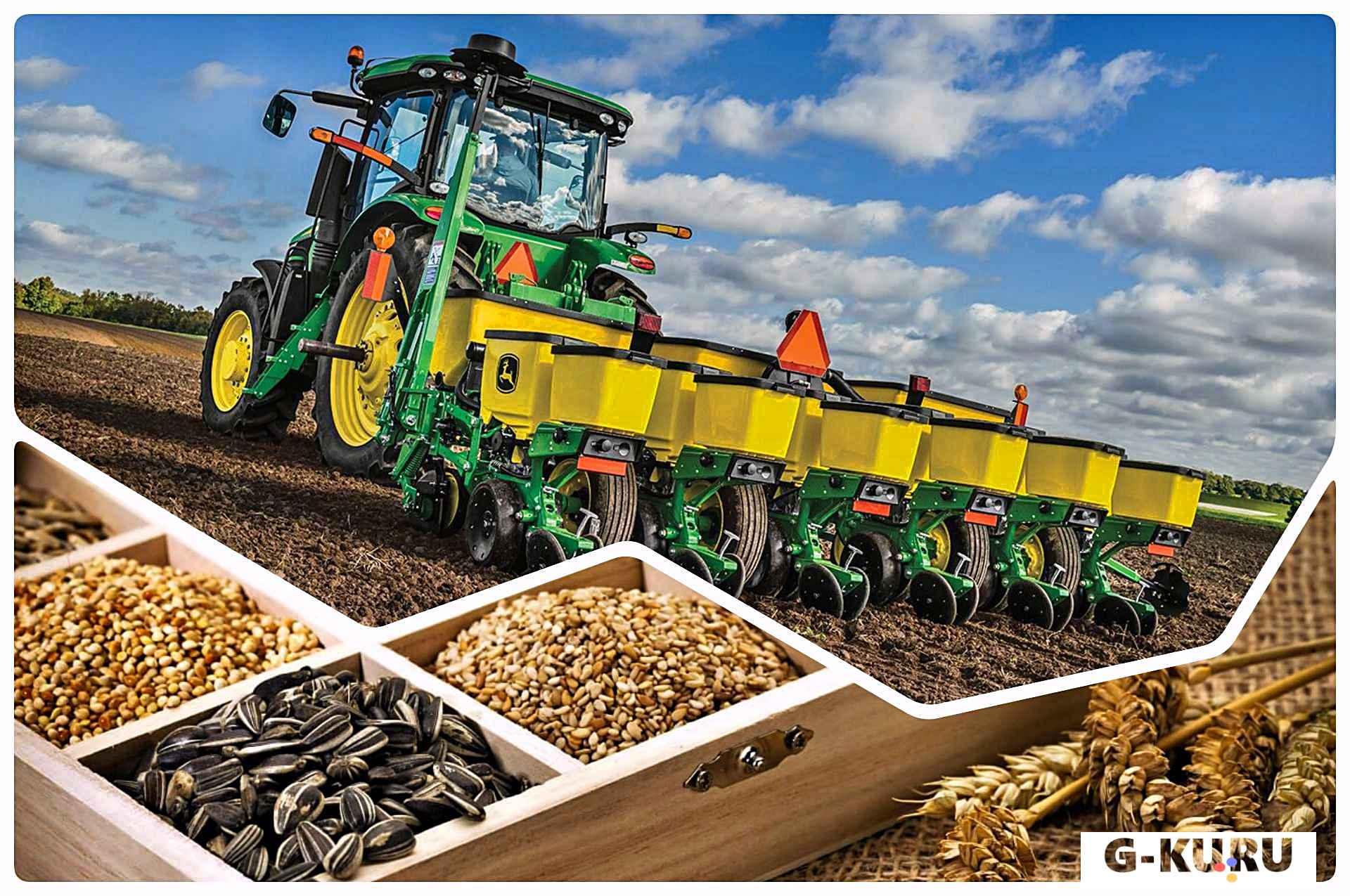 Новый порядок реализации и транспортировки партий семян