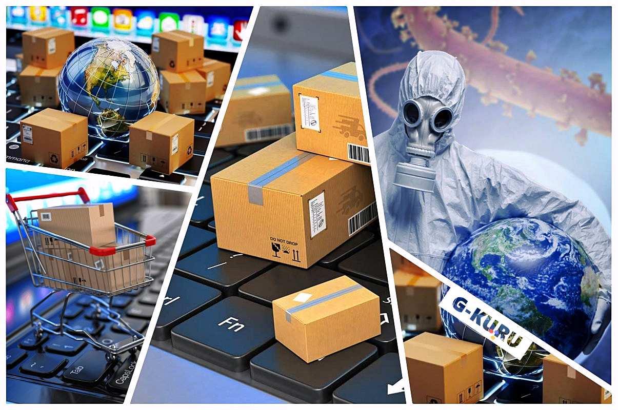 Пандемия коронавируса обеспечила взрывной рост e-commerce в 2020 году