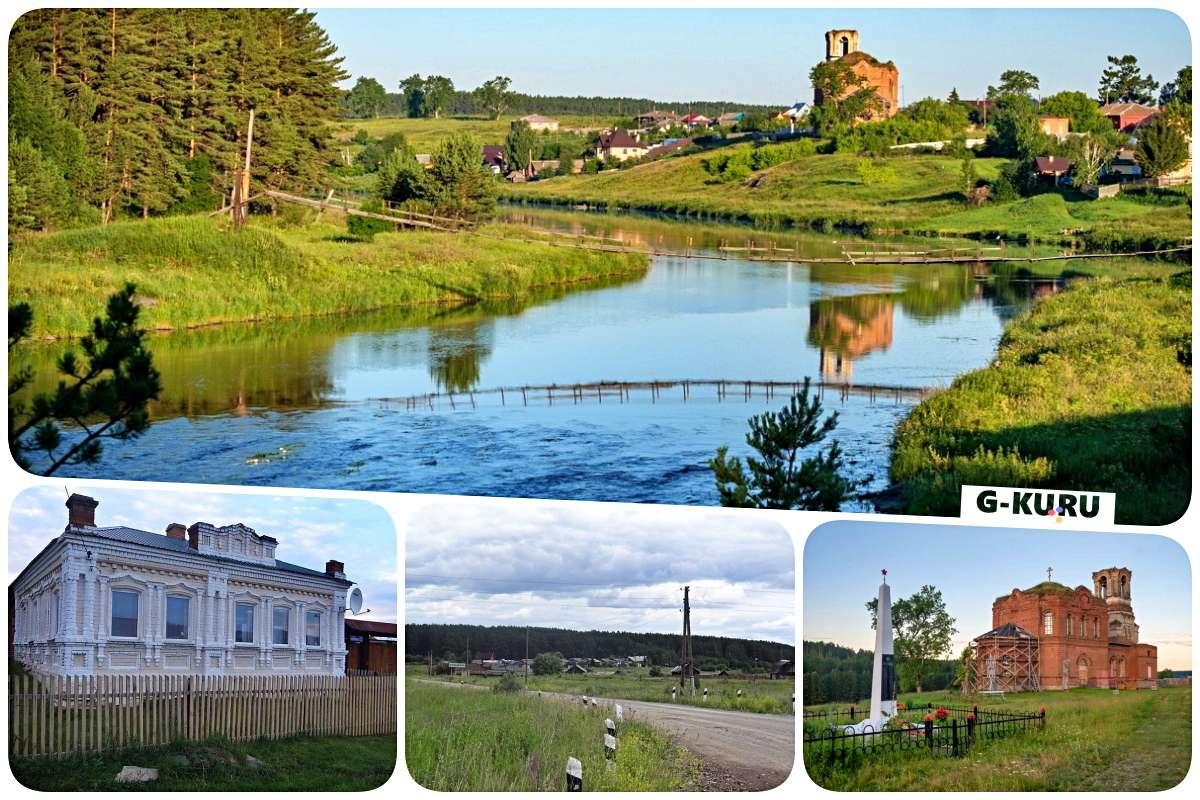 2020 год стал юбилейным для села Исетское и деревни Давыдово