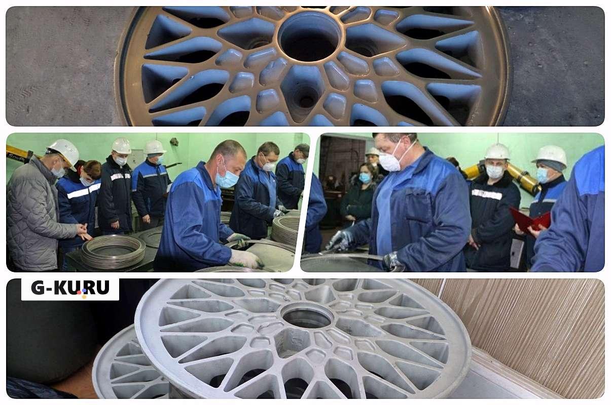 КУЛЗ оптимизирует процесс производства дисков трения